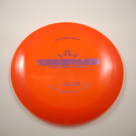 Dynamic Discs Trespass - Big Disc