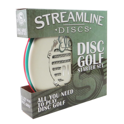 Streamline Discs Starter Set - Big Disc