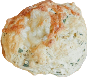 Stilton & Watercress Scone (2 Pack)