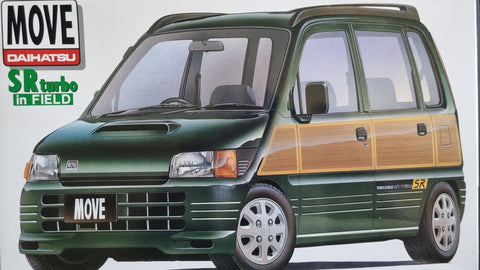 Daihatsu Move L600 SR Turbo Model kit