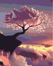 Load image into Gallery viewer, Painting by Numbers - Tree Clouds
