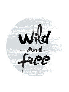 DIY Painting By Numbers - Wild&Free