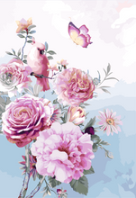 Load image into Gallery viewer, DIY Painting By Numbers - Blooming B