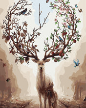 Load image into Gallery viewer, DIY Painting By Numbers - Godness Deer