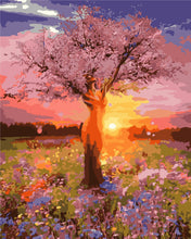 Load image into Gallery viewer, DIY Painting By Numbers - Goddress Tree