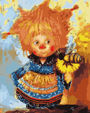 Load image into Gallery viewer, Paint by Numbers - Scarecrow Babies D