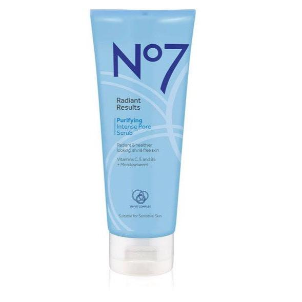 No7 Radiant Results Purifying Intense Pore Scrub 100ml