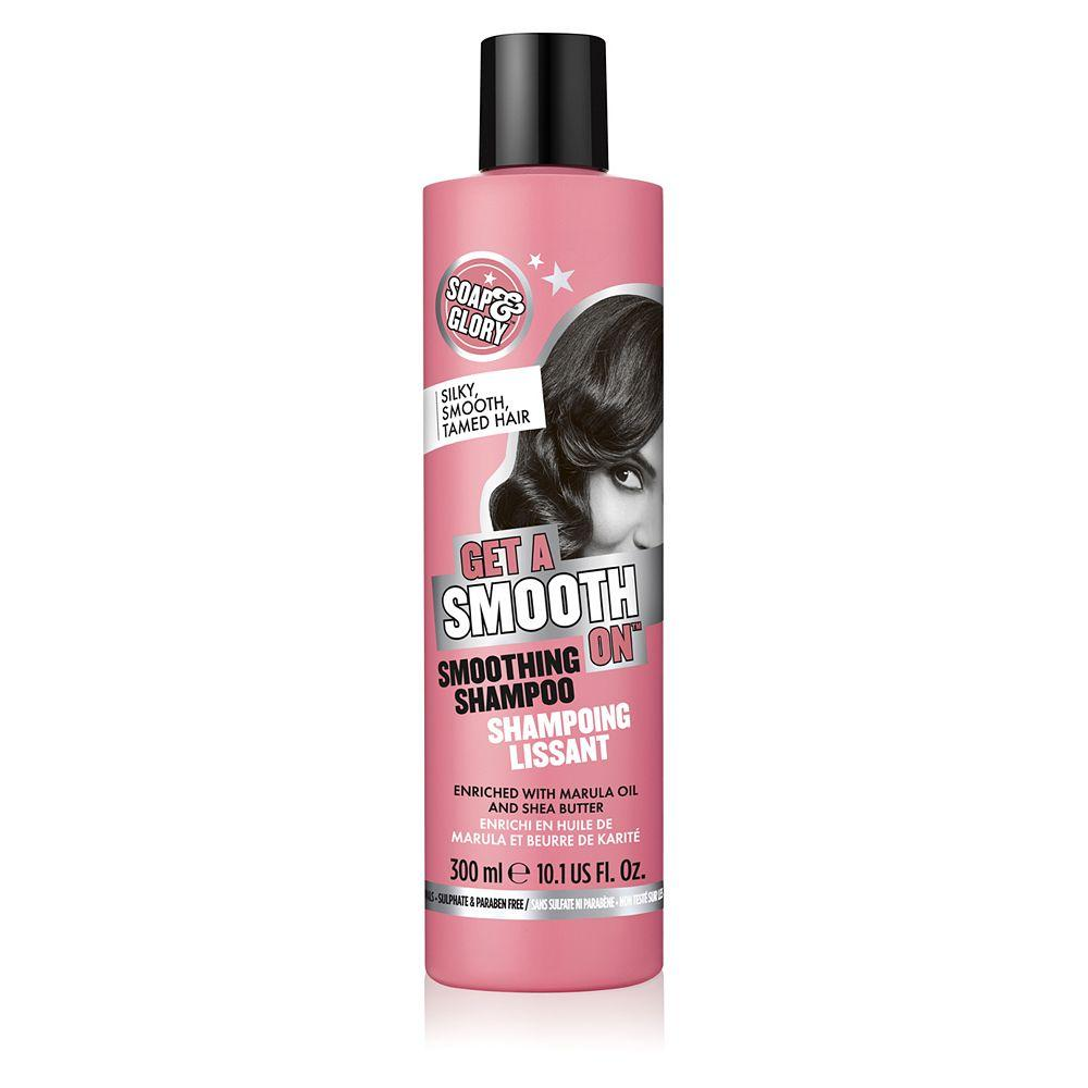 Soap & Glory Get A Smooth On Smoothing Shampoo 300ml