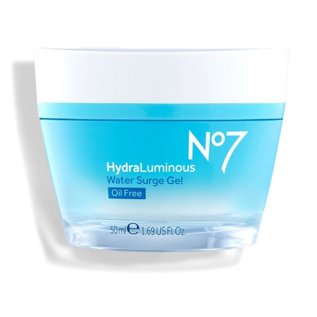 No7 HydraLuminous Water Surge Gel Oil Free