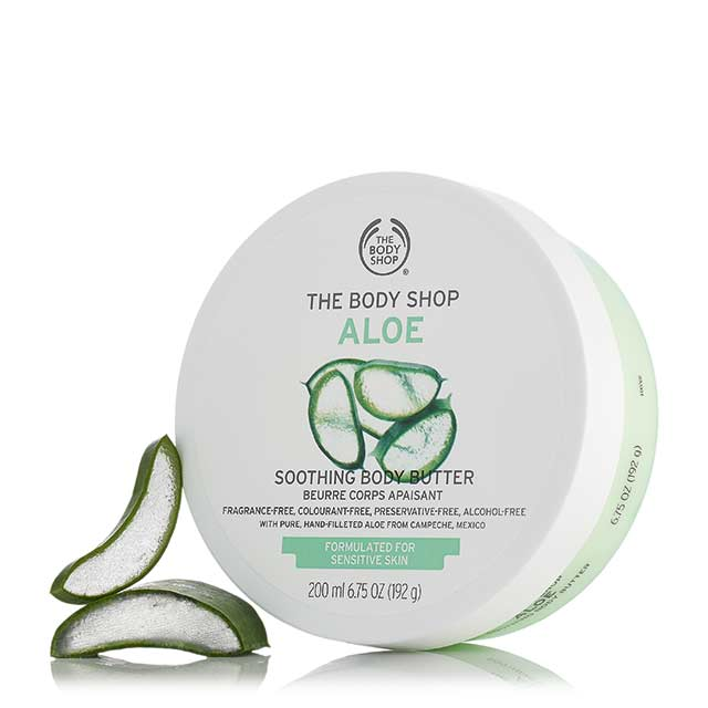 Aloe Soothing Body Butter