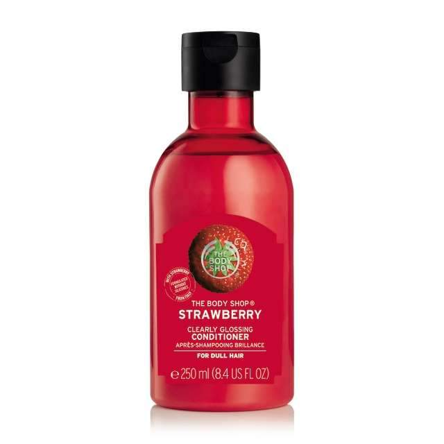 Strawberry Clearly Glossing Conditioner