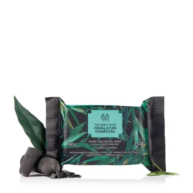 Himalayan Charcoal Purifying Facial Soap