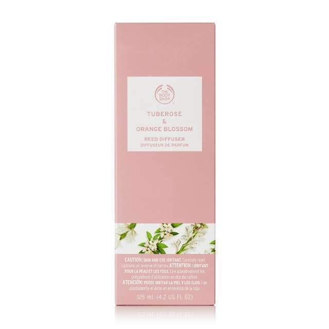 Tuberose & Orange Blossom Reed Diffuser