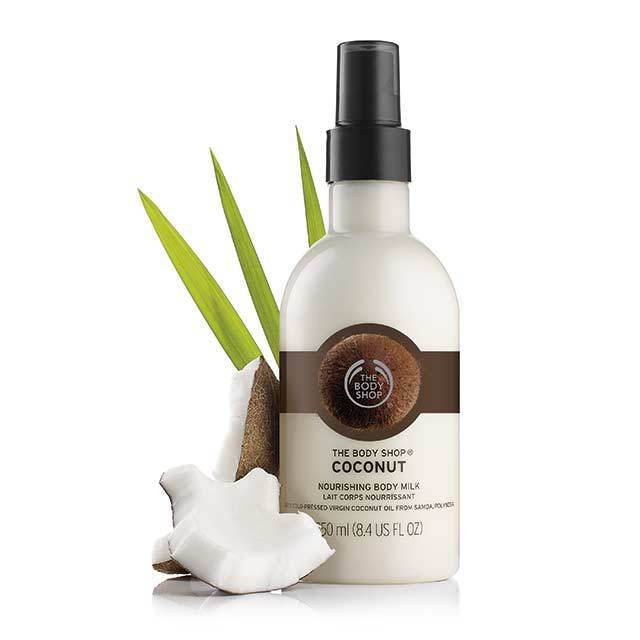 Coconut Nourishing Body Milk