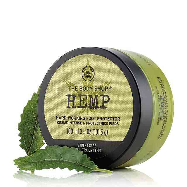 Hemp Hard Working Foot Protector