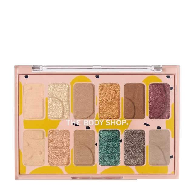 Paint in Colour Eyeshadow Palette