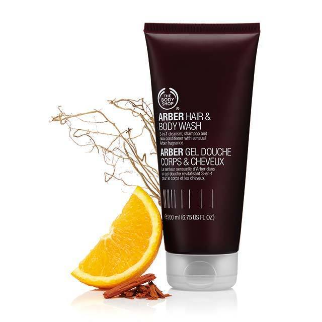 Arber Hair & Body Wash
