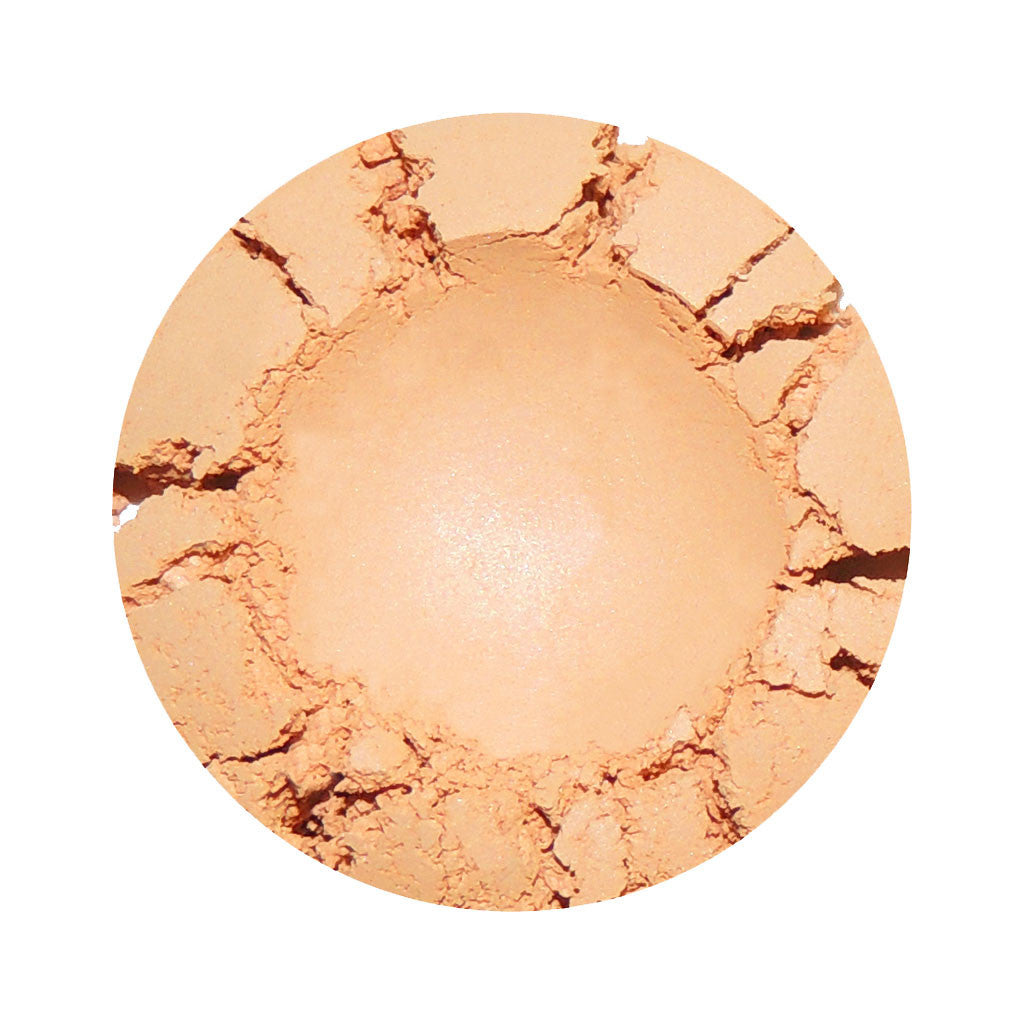Just Peachy Vegan Mineral Eyeshadow by Wildly Natural