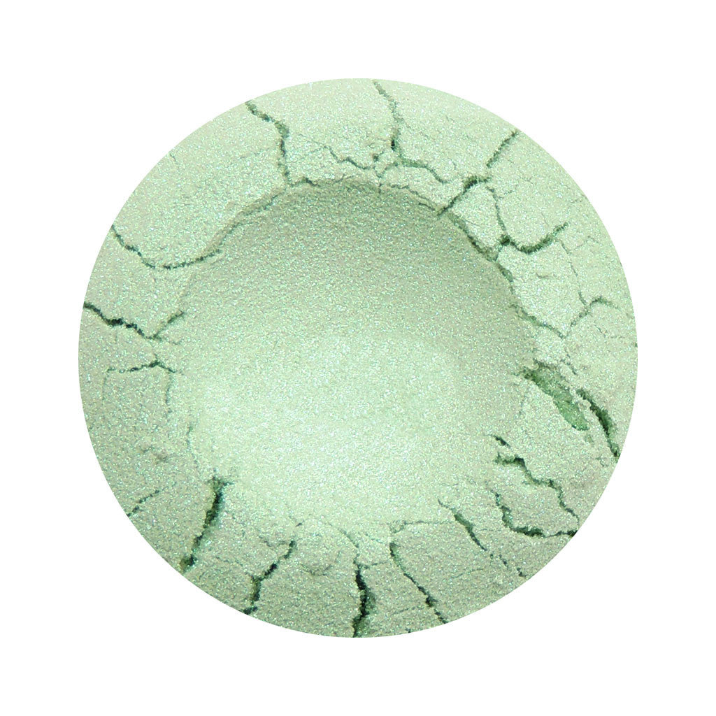 Mint Vegan Mineral Eyeshadow by Wildly Natural