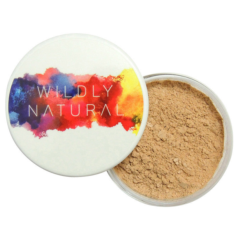 Vegan Mineral Foundation by Wildly Natural