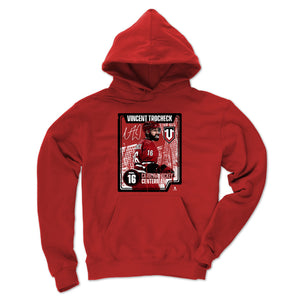 Vincent Trocheck Men's Hoodie | 500 LEVEL
