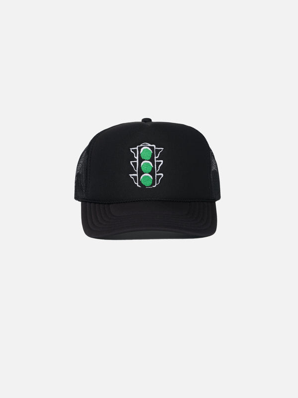 "Greenlights ""Black Full Trucker"""