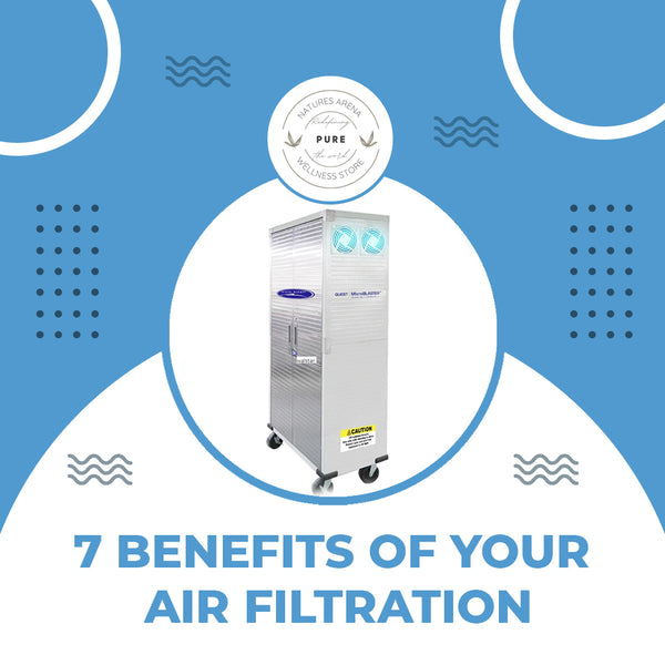 7 Benefits of Your Air Filtration