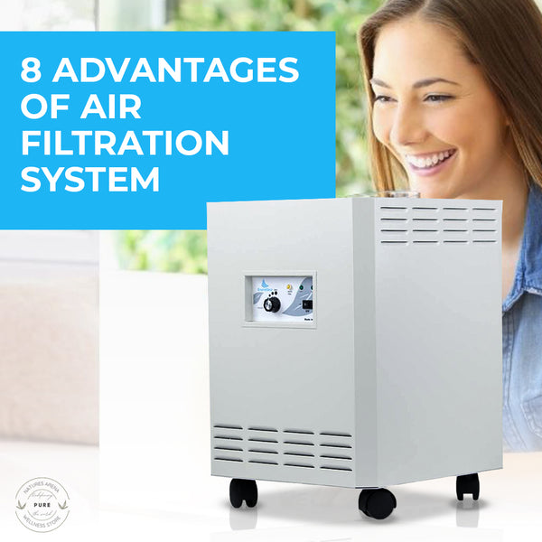 8 Advantages of Air Filtration System