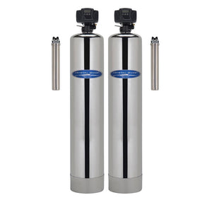 Crystal Quest WS Iron Whole House Water Filter