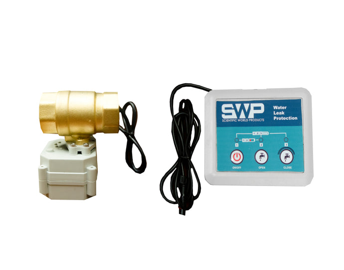 Leak Detector Smart Valve (For ALL Whole House Water Filters)