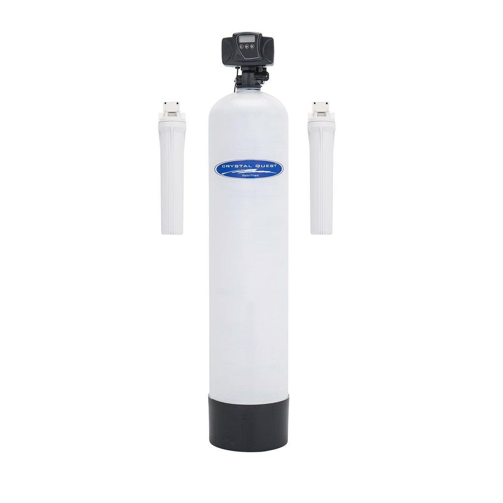 WS Whole House Inline Water Filter-Fiberglass ● 500000 Gallons ● Manual CQE-CO-01110