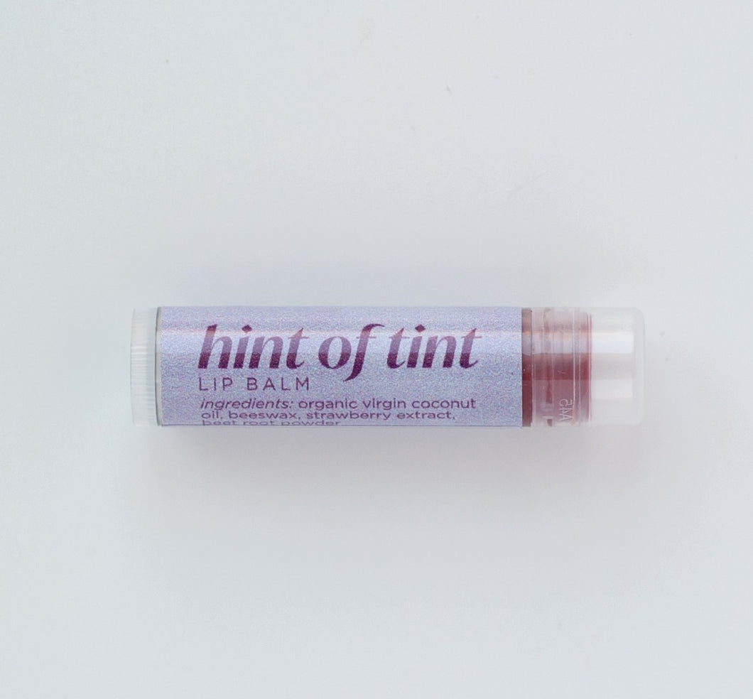 Hint of Tint Lip Balm