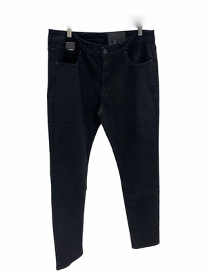 Black Denim Men Pant