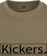 Lade das Bild in den Galerie-Viewer, Kickers. T-Shirt Olive