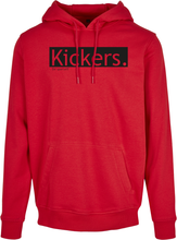 Lade das Bild in den Galerie-Viewer, Kickers. Hoodie Rot