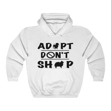 Load image into Gallery viewer, Adopt Don't Shop Hoodie