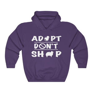 Adopt Don't Shop Hoodie