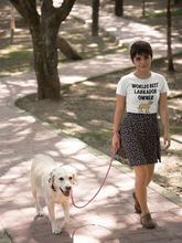 Load image into Gallery viewer, Worlds Best Labrador Owner T-Shirt