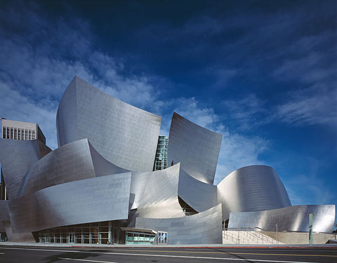 Walt Disney Concert Hall Los Angeles, California