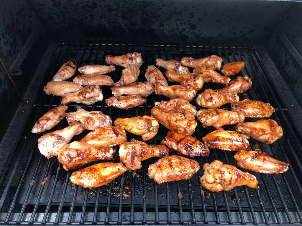 Greg's Chicken Wing Recipe