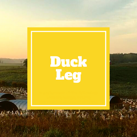Duck - Leg - Gunthorp Farms