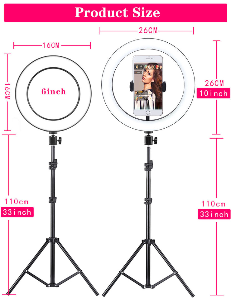 Ring Light 26 CM