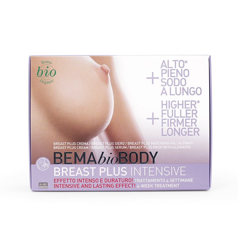 Breast PLUS Kit Intensif BIO