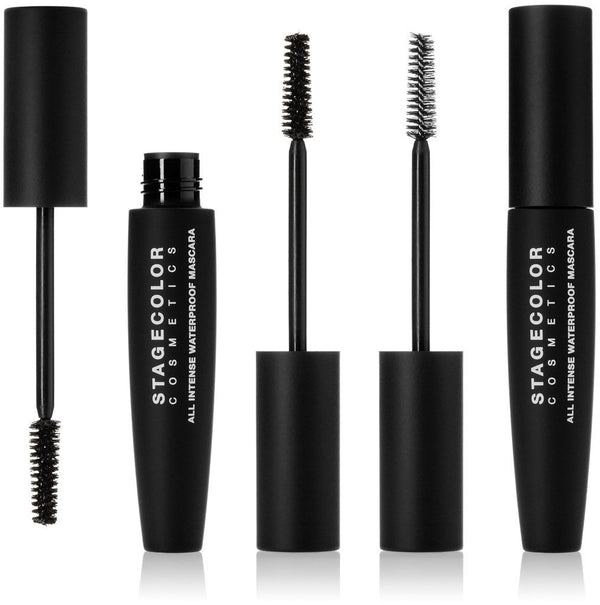Mascara All Intense Waterproof - Black