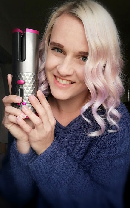 What is the best curling iron for beginners?