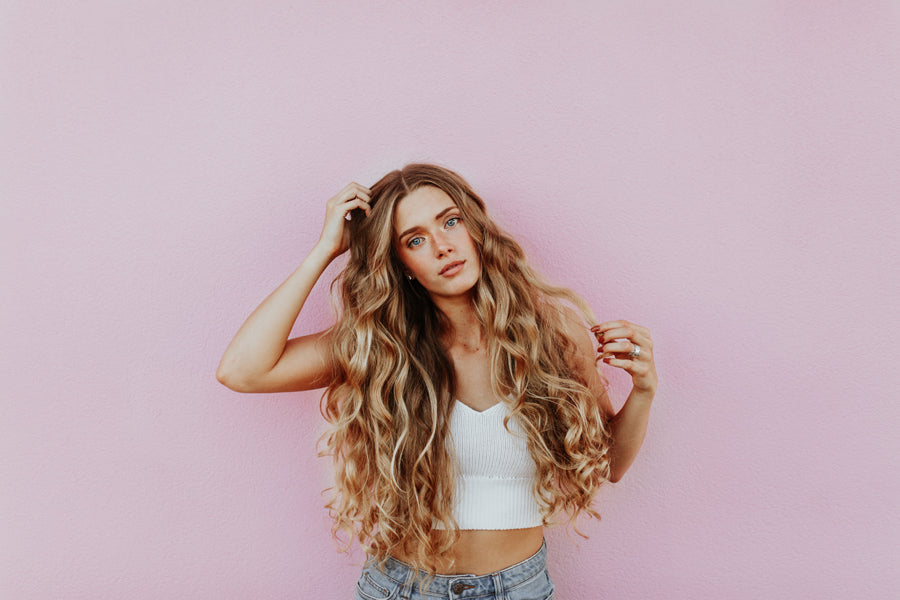 Is it safe to curl my hair more than 3 times a week?