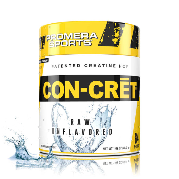 CON-CRET® PATENTED CREATINE HCl® POWDER