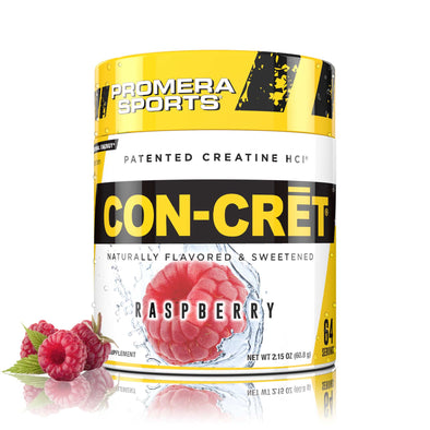 CON-CRET<sup>®</sup> PATENTED CREATINE HCl<sup>®</sup> POWDER