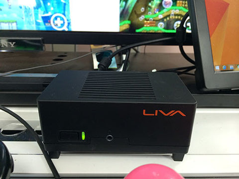 Mini PC with HDMI output