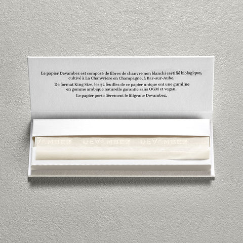 Devambez Rolling Papers: The Classic Duet  $38